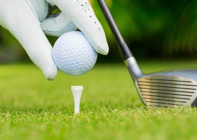 Golf in Plett