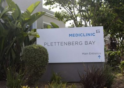 mediclinic plett